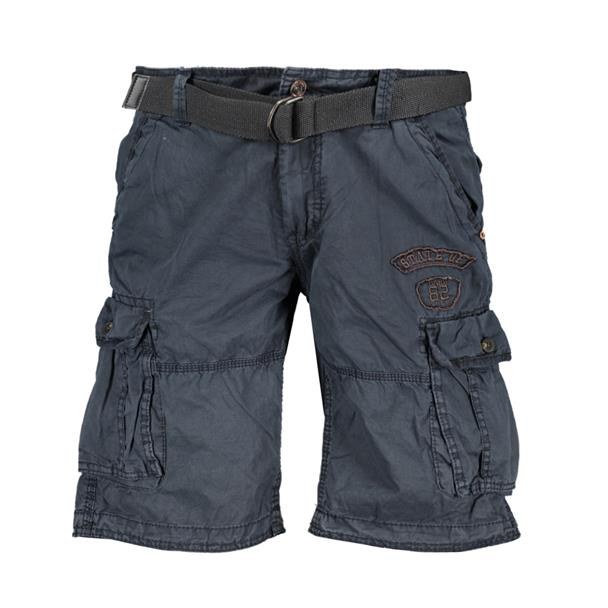 Donkerblauwe heren short Cars Jeans - 44043-12