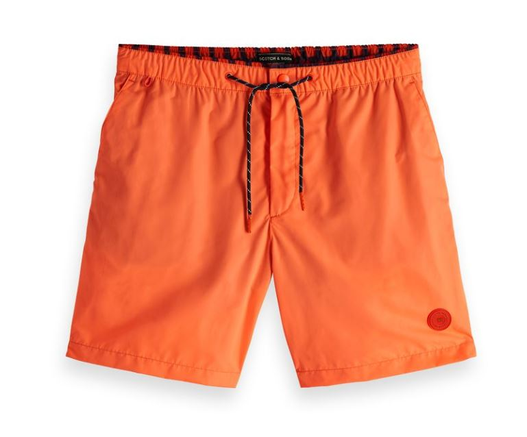 Oranje heren zwemshot Scotch and Soda - 148551 0222