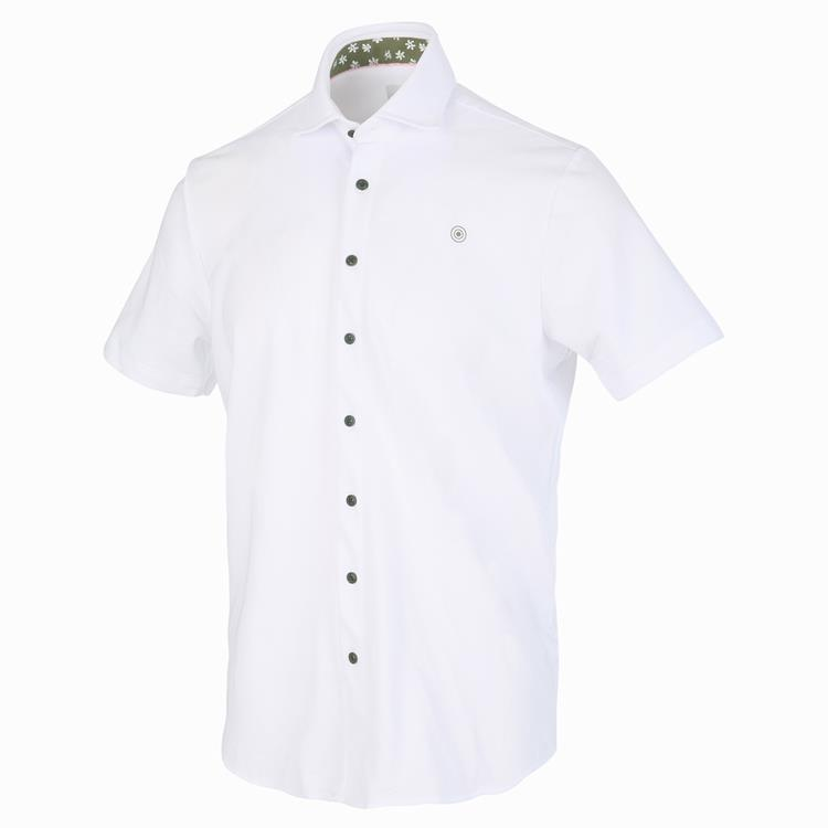 Witte heren polo Blue Industry - 1128.91