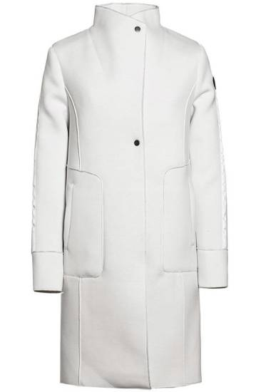 Witte dames jas Reset - 801 off white