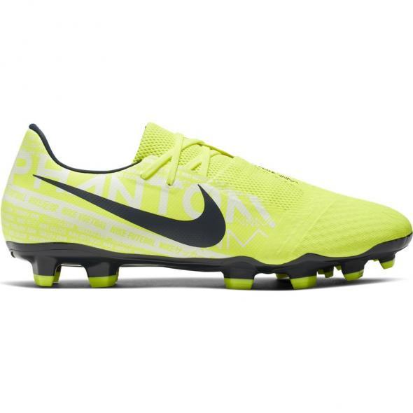 Gele voetbalschoenen Nike Phantom Venom Academy FG - AO0566 717