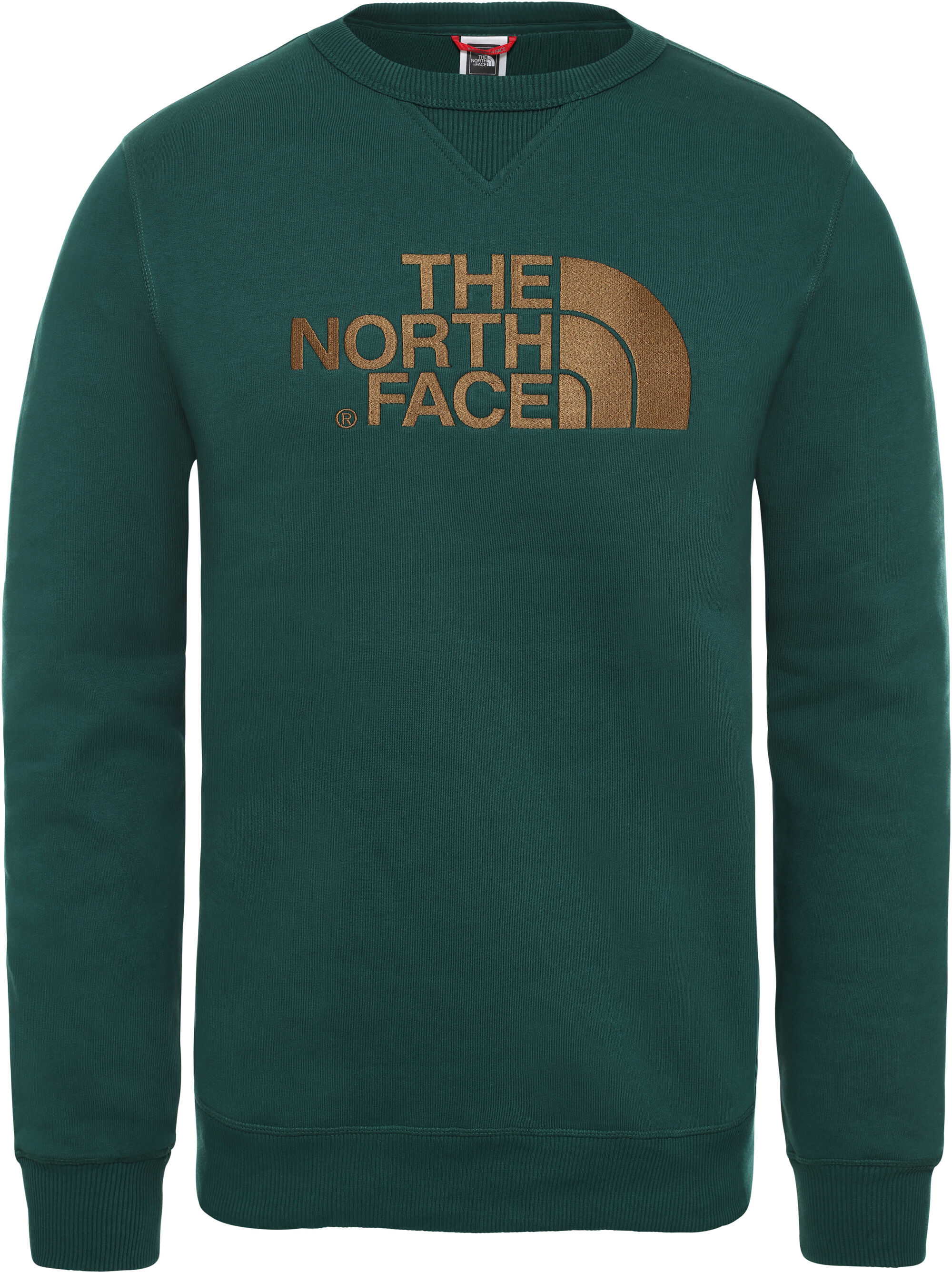 Groene heren trui North Face Drew Peak - NFOA22ZWRN3P