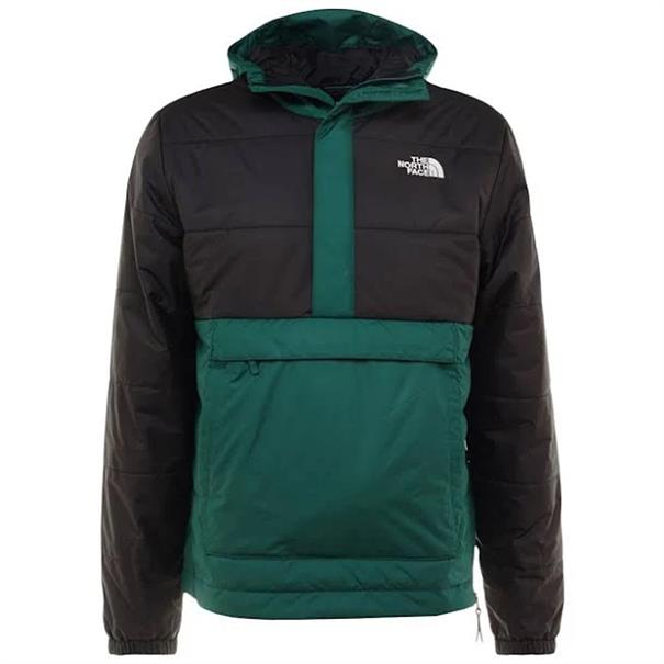 Groene heren jas North Face Fanorak - g3x