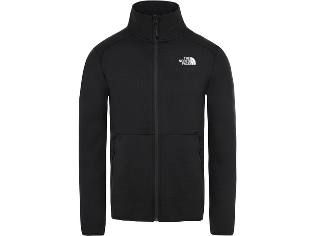 Zwarte heren jas The North Face Quest Fz - nfOA3YG1JK31