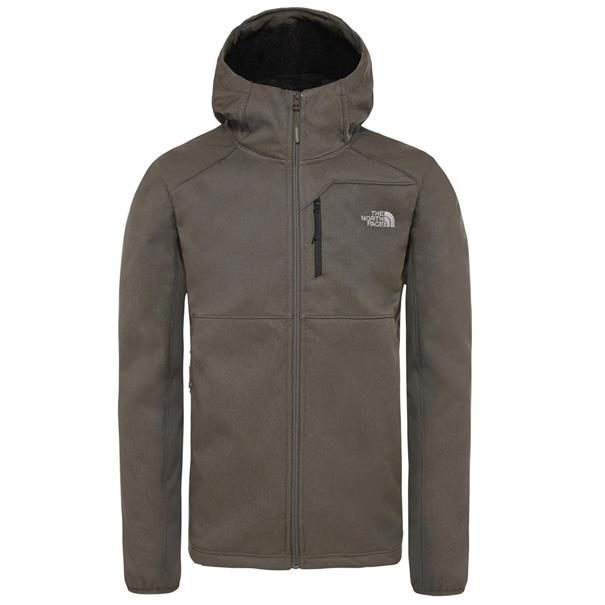 Donkergroene heren jas The North face Quest HD - NFOA3YFPJNT1