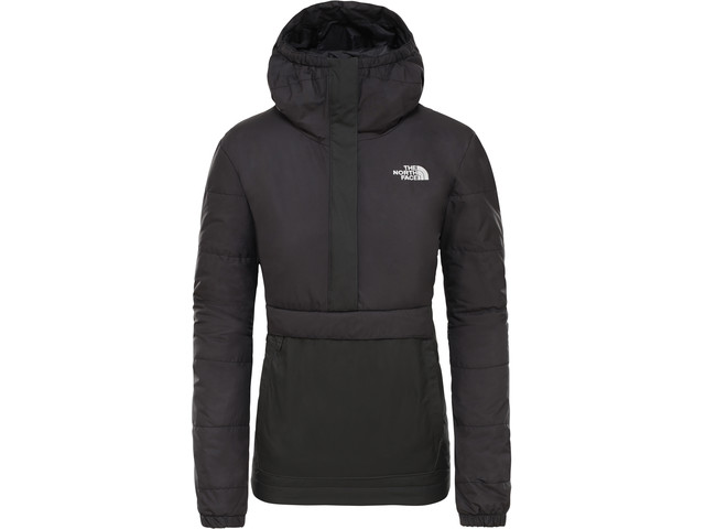 Zwarte dames jas The North Face Insulated Fanorak - Tg3x