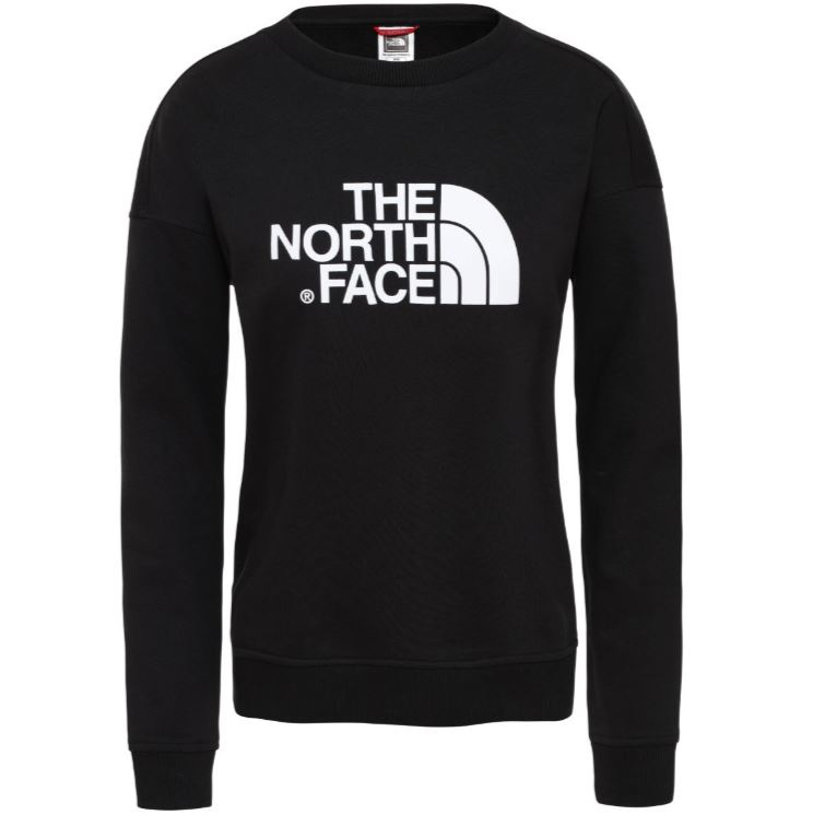 Zwarte dames trui The North Face Drew Peak - NFOA3S4GJK3