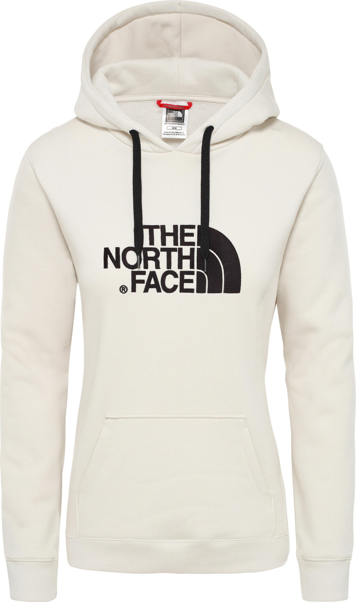 Witte dames trui The North Face Drew Peak Pull - NFOOA8MULOE1