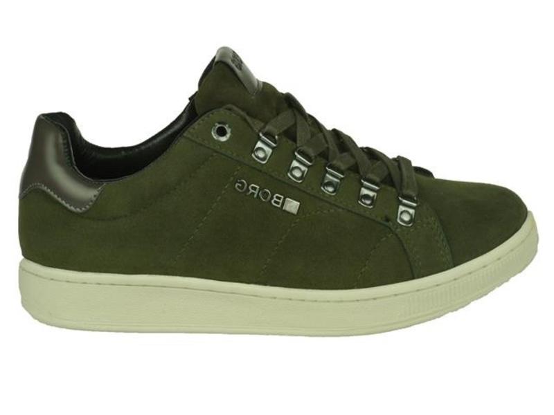 Olijfgroene heren schoenen Bjorn Borg T306 Low - 1942 462513