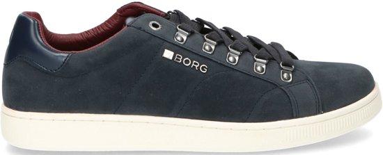 Donkerblauwe heren schoenen Bjorn Borg T306 Low Navy - 1942 462513