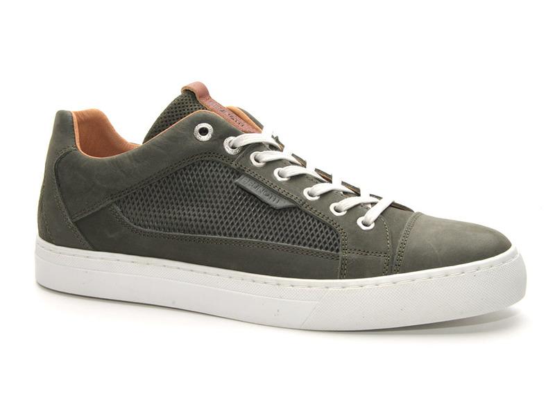 Olijfgroene heren schoenen Brunotti Biarritz - F192175103