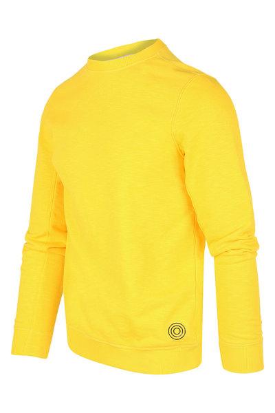 Gele heren trui Blue Industry - KBIW19-M32