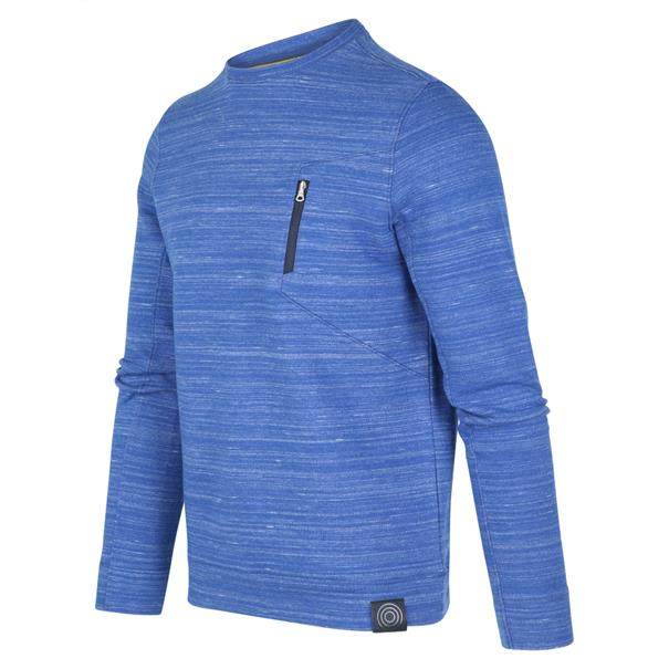 Blauwe heren trui Blue Industry -- KBIW19-M30