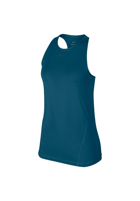 Groene dames top Allover mesh - AO9966 347