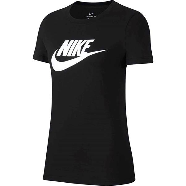 Zwart dames t-shirt Nike - BV6169 010