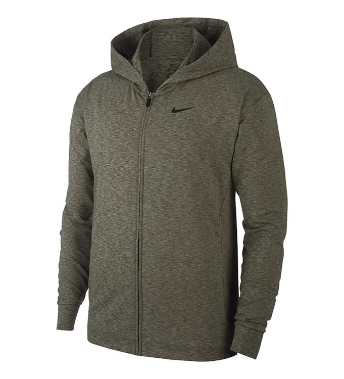 Groen heren vest Nike Dri-fit - BQ2864 325