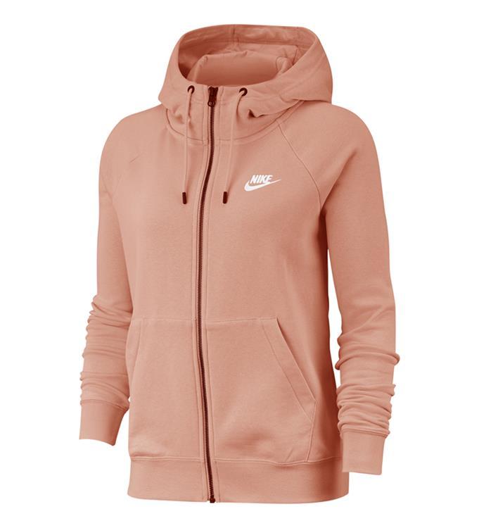 Roze dames vest Nike Essential hoodie - BV4122 606
