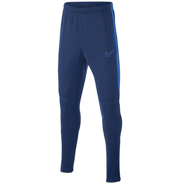 Blauw kinder traininsbroek Nike Dri-fit Academy - AO0745 407