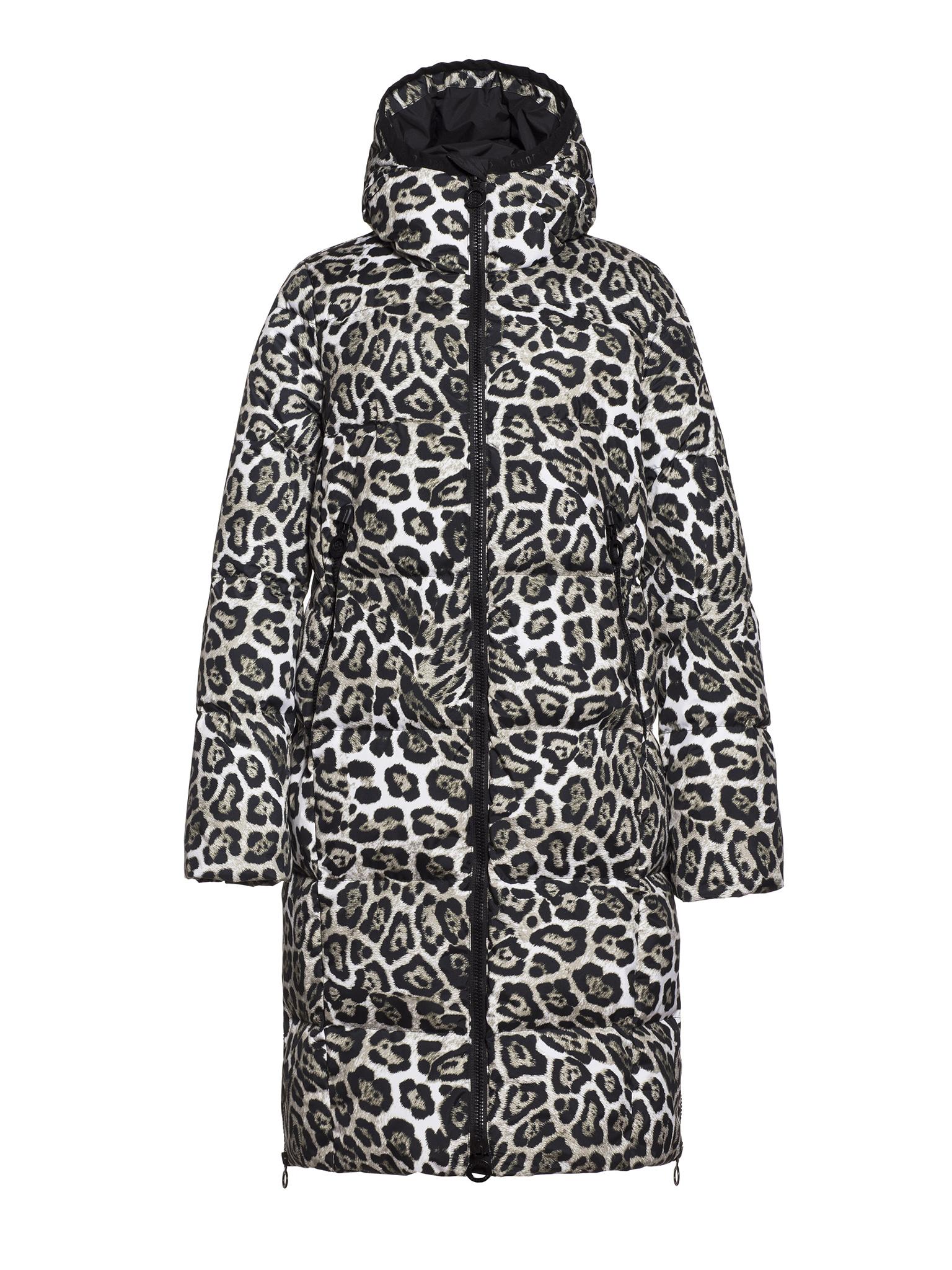 Dames jas Goldbergh Gullfoss leopard
