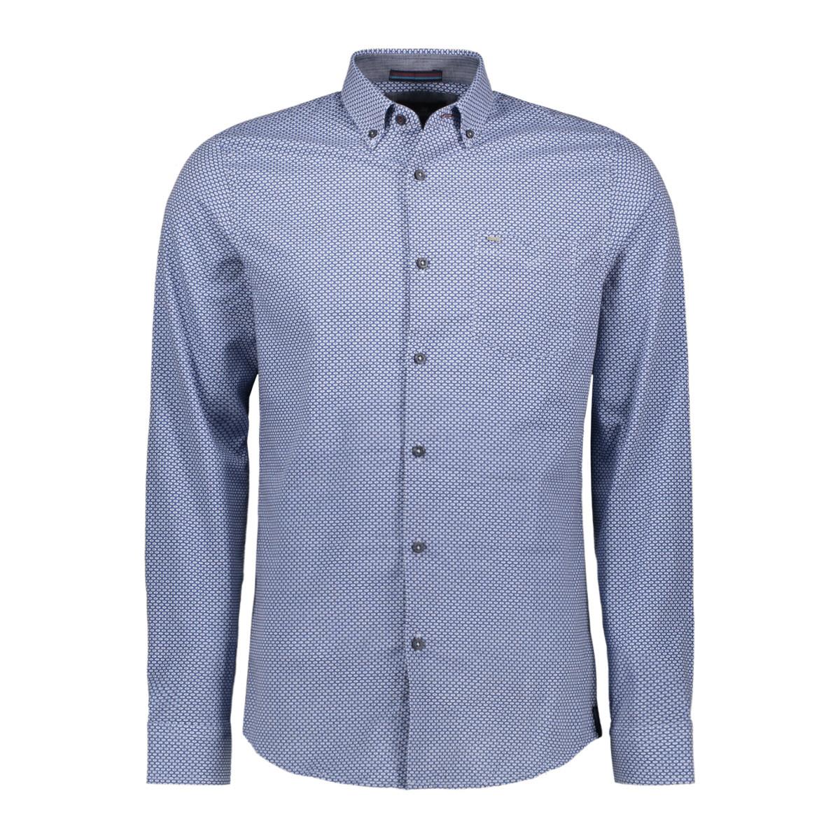 Blauw heren overhemd Vanguard - VSI195402-5331