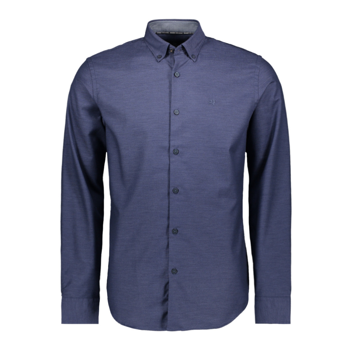 Blauw heren overhemd Vanguard - VSI196434 5286