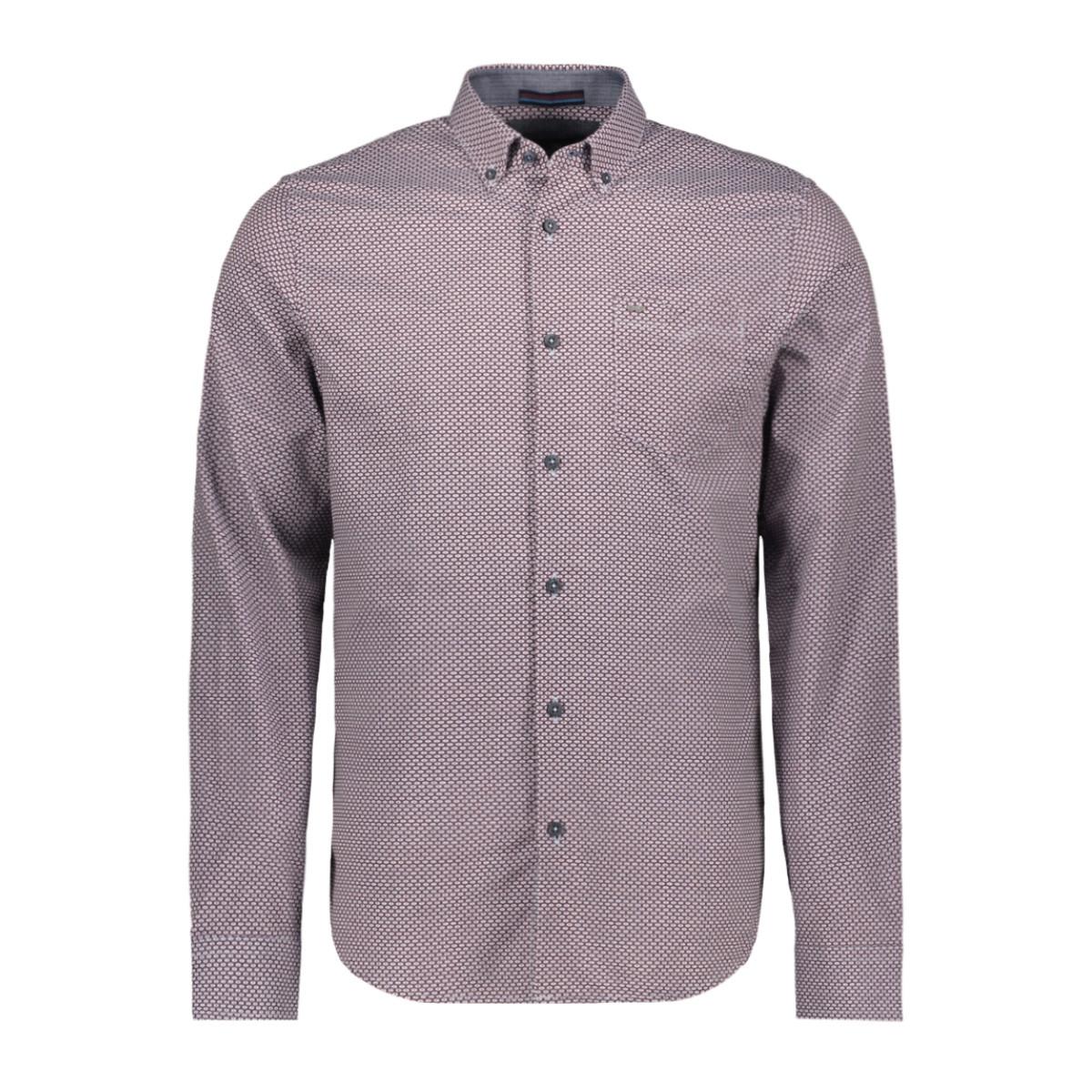 Bordeaux heren overhemd Vanguard - VSI197405 3246