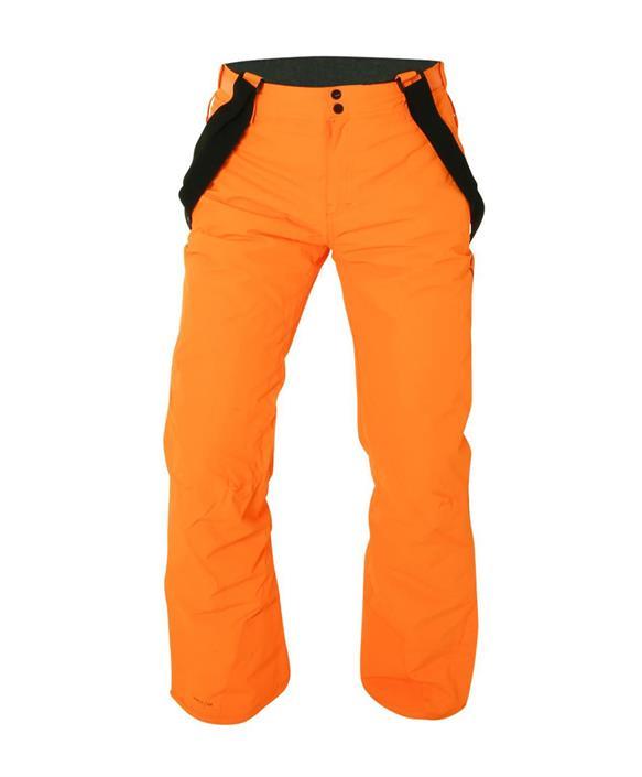Oranje heren skibroek Brunotti Footstrap - 1821053114 0138