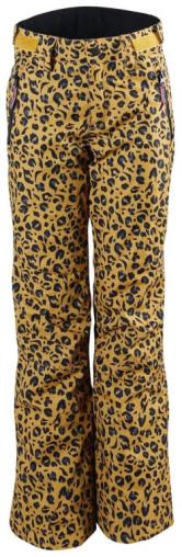 Gele dames skibroek met print Brunotti Kuga - 1922053347 0160
