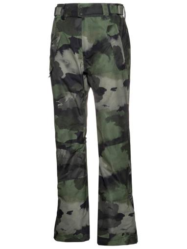 Groene camouflage heren skibroek Protest Manley - 4710192 468