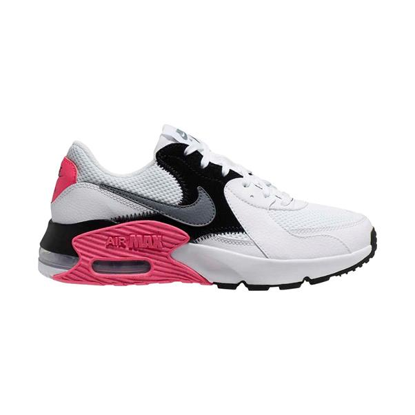 Wit/roze dames sneakers Nike Air Max Excee - CD5432 100