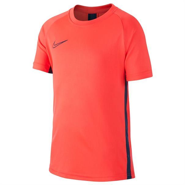 Oranje t-shirt kinderen Nike Dri-Fit Academy - AO0739 644