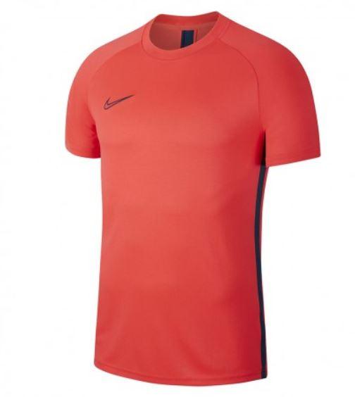Oranje sportshirt Nike Dri-Fit Academy - AJ9996 644