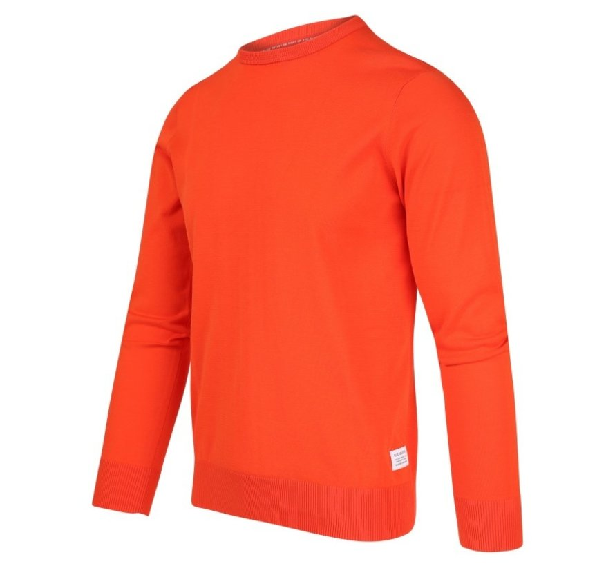 Oranje heren trui Blue Industry - KBIS20-M1