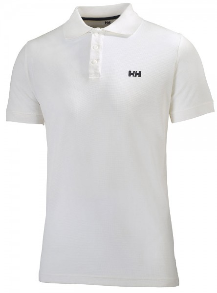 Witte heren polo Helly Hansen Driftline Polo - 50584-001
