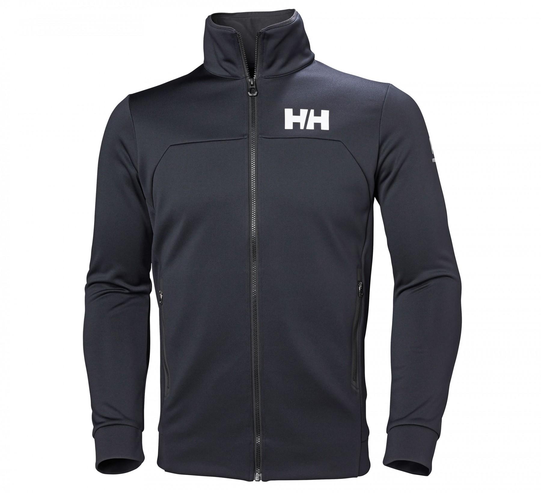 Blauw heren jack Helly Hansen Hp Fleece - 304043-59