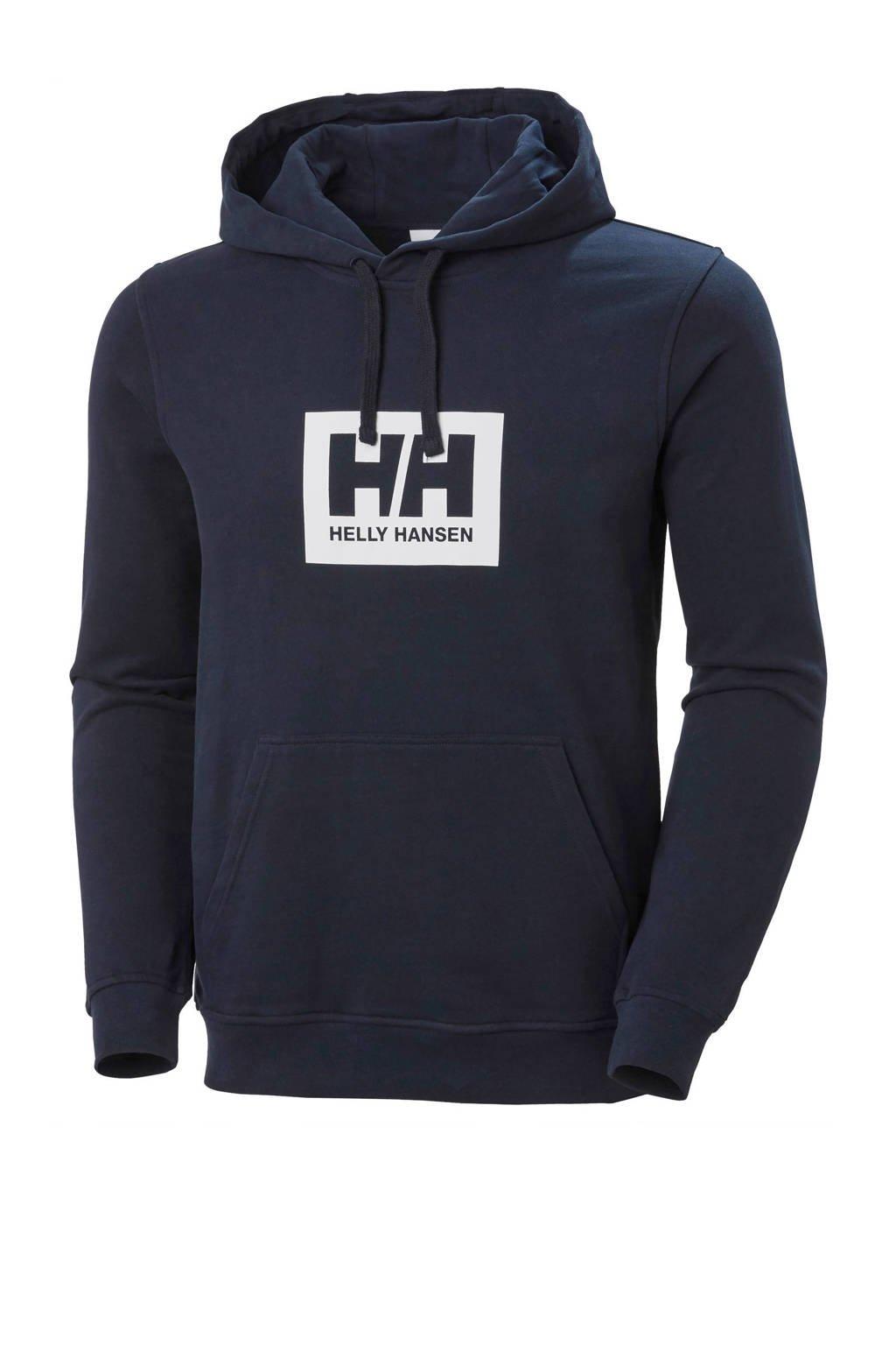 Blauwe heren trui Helly Hansen Tokyo Hoodie - 53289-597