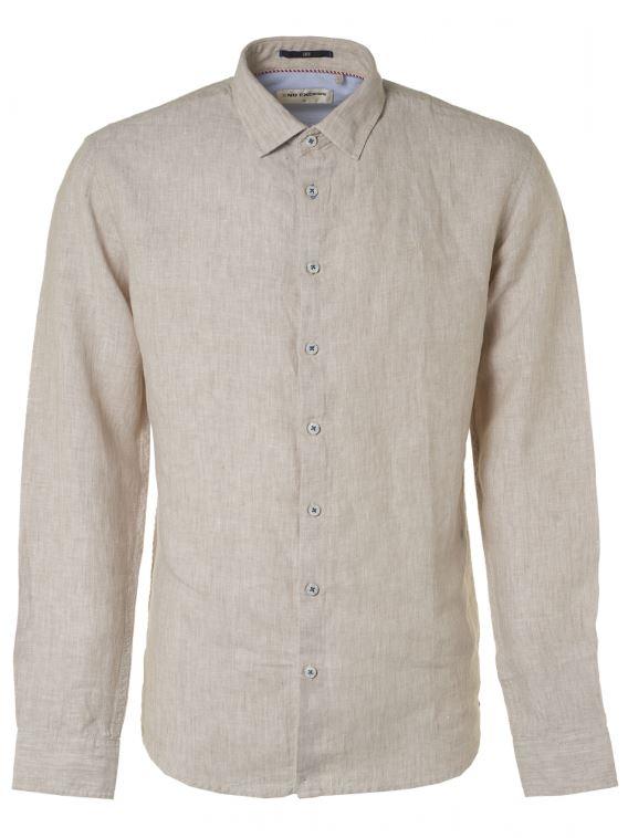 Grijs heren overhemd No Excess - 95450208 043