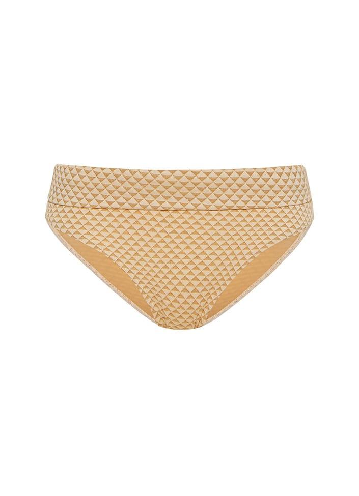 Goudkleurig bikinibroekje Cyell Sparkles Gold - 010224-9340