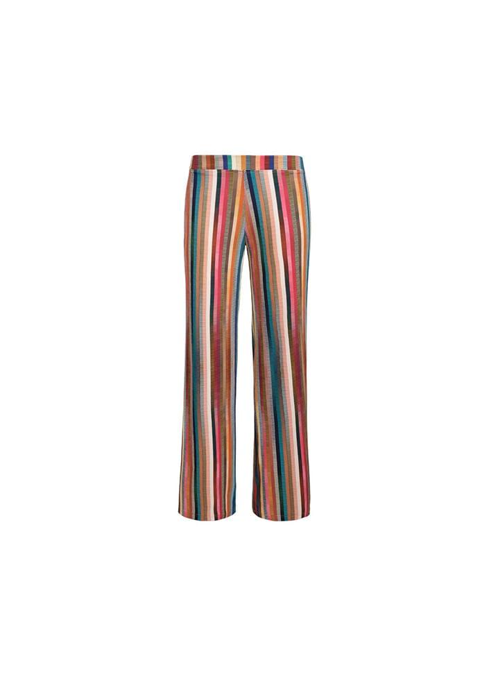 Multi gekleurde broek Cyell Delhi Hot - 010473-9330