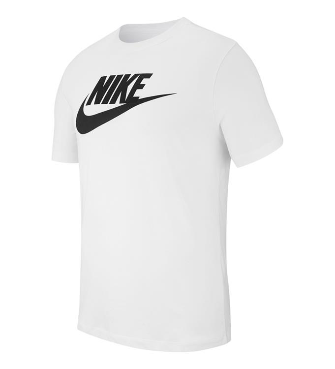 Wit heren tshirt Nike Icon Futura - AR5004 101