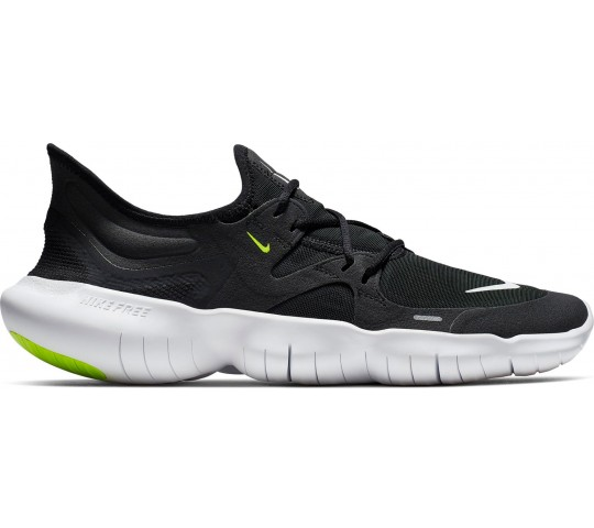 Zwarte heren schoenen Nike Free Run 5.0 - AQ1289 003