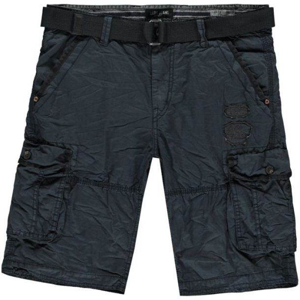 Donkerblauw heren short Cars Durras Navy - 4048612