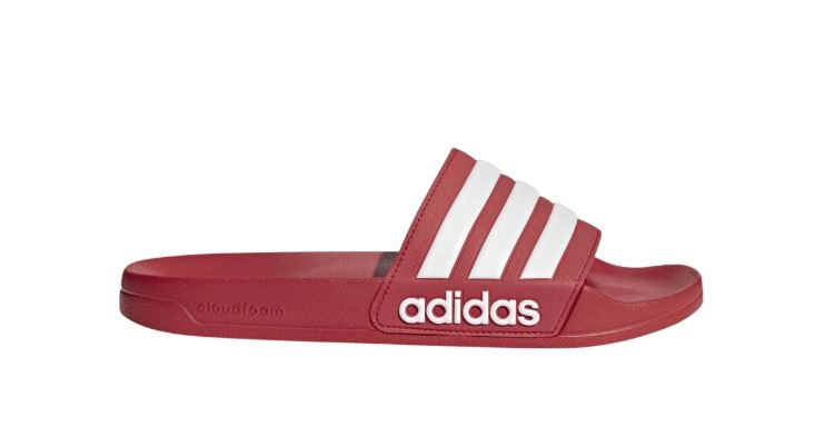 Rode slippers Adidas Adilette Shower - AQ1705 SCARLE/FTWWHT/SC