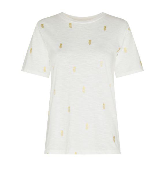 Wit dames t-shirt Fabienne Chapot - Phil t-shirt cream white