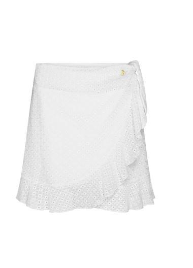 Witte dames rok Fabienne Chapot - Kea Skirt cream white