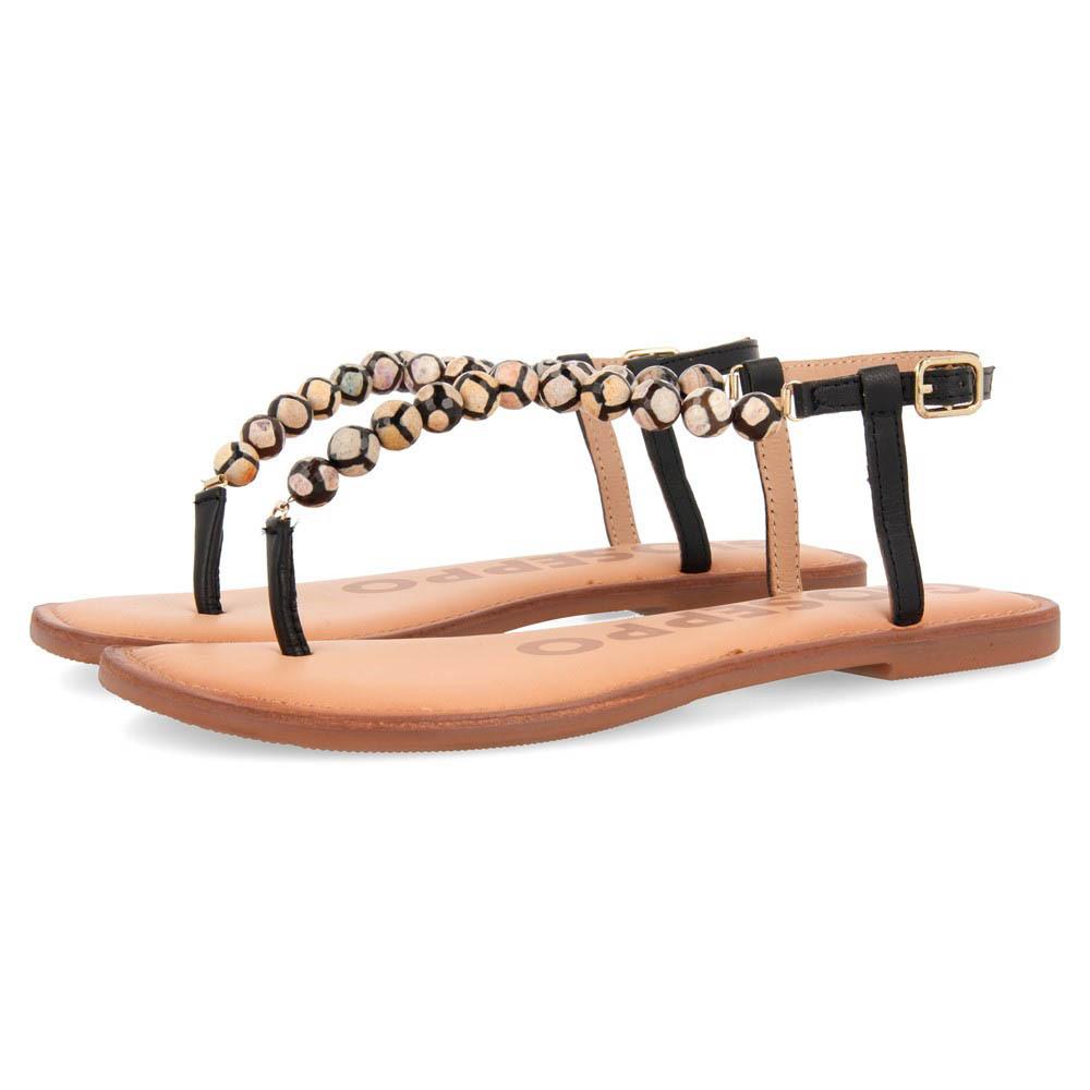 Zwarte dames sandalen Gioseppo - Creswell black
