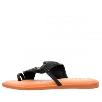 Zwarte dames slippers Gioseppo - Keene black