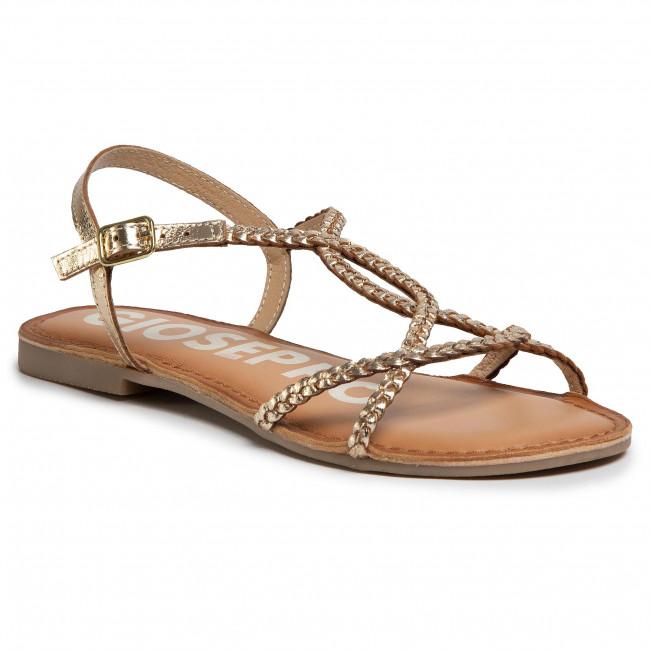 Gouden dames sandalen Gioseppo - Ossian gold