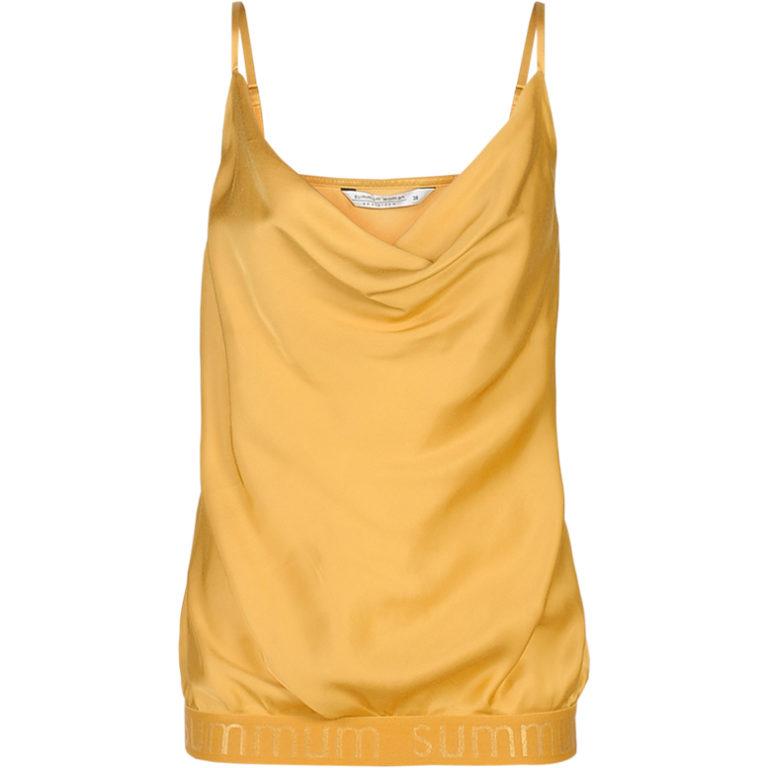 Gele dames top Summum woman - 2s2441 220
