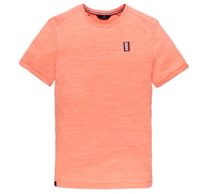 Koraal roze heren t-shirt Vanguard - VTSS203542 2092